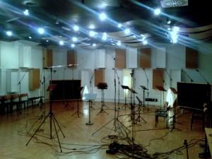 Streicher Recording